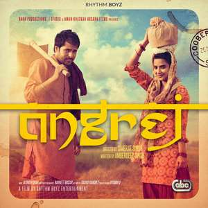 Angrej Tappe Lyrics Amrinder Gill & Ammy Virk From Angrej Movie