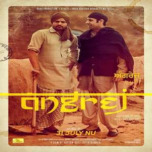 Chete Kar Kar Ke Lyrics Amrinder Gill [Sad Song From Angrej]