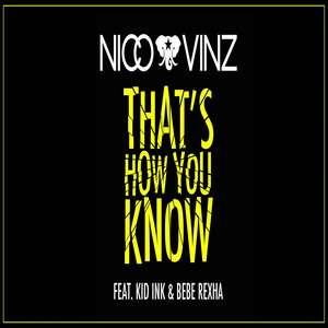 Nico & Vinz Lyrics That's How You Know