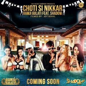 Chhoti Si Nikkar Lyrics Ramji Gulati Ft DJ Shadow Dubai