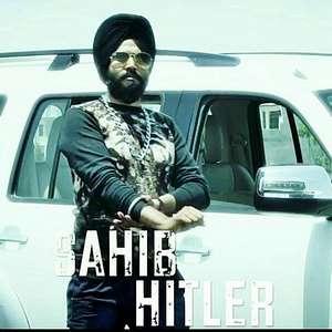 END Lyrics Sahib Hitler