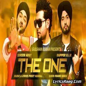The One Lyrics Avvy Feat Preet Hundal & BIR