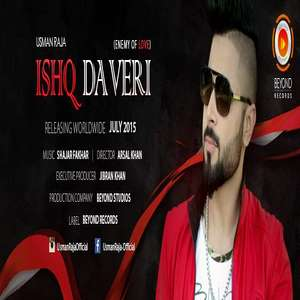Ishq Da Veri (Enemy of Love) Lyrics – Usman Raja