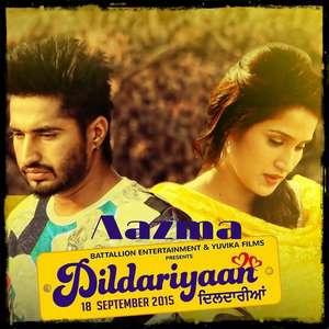 Aazma Lyrics – Jassi Gill From Dildariyaan Movie