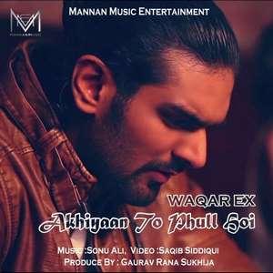Akhiyaan To Phull Hoi Lyrics Waqar Ex