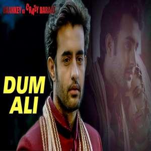 Dum Ali Lyrics From Baankey Ki Crazy Baraat Movie