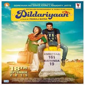 Dildariyaan (2015) Movie Wiki – Jassi Gill & Sagarika Ghatge