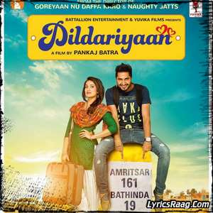 Gaati Gutti Lyrics – Jassi Gill From Dildariyaan Movie