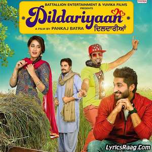Tera Pyar Lyrics – Jassi Gill   Dildariyaan