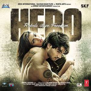 hero 2015 hindi movie all songs lyrics sooraj pancholi athiya shetty. Black Bedroom Furniture Sets. Home Design Ideas