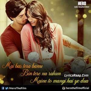 O Khuda Lyrics – Amaal Mallik & Palak Muchchal From Hero