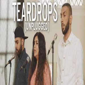 Teardrops (Unplugged) Lyrics Tazzz Ft. Rita Morar & Raxstar
