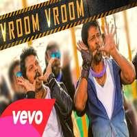 Vroom Vroom Lyrics 10 Endrathukulla – Santosh Hariharan
