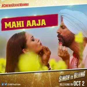 Mahi Aaja Unplugged Ft Arijit Singh Lyrics From Singh Is Bling