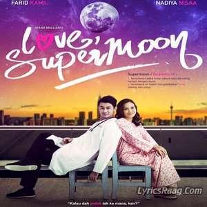 Hati Berbisik Lyrics OST Love Supermoon – Yuka Kharisma Lirk Lagu