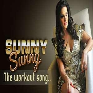 Sunny Sunny The Workout Song Lyrics Darshan Raval & Rimi Nique