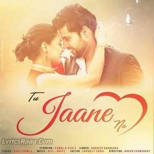 Tu Jaane Na Lyrics – Hardeep Khangura Ft Desi Routz