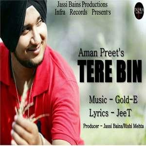 tere-bin-lyrics-aman-preet-feat-gold-e-songs