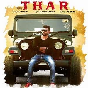 Thar Lyrics – Armaan Feat G Sonu Songs