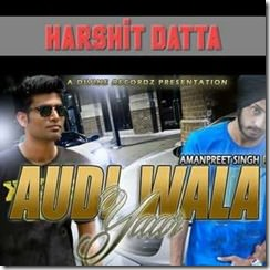 Audi Wala Yaar (Divine Recordz Presents) [feat. Amanpreet Singh]