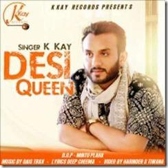 Desi Queen