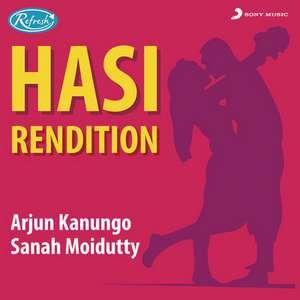 Hasi Rendition Lyrics Arjun Kanungo & Sanah Moidutty (Hasi Ban Gaye)