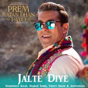 Jalte Diye-Salman Khan-Prem Ratan Dhan Payo-Movie