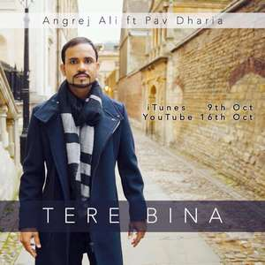 Tere Bina Without You Lyrics – Angrej Ali Ft Pav Dharia Songs
