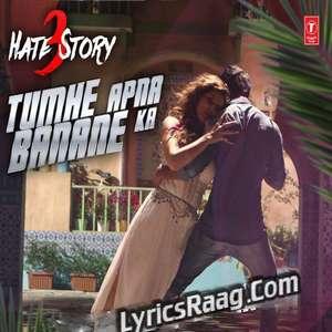Tumhe Apna Banane Ka Lyrics Armaan Malik & Neeti Mohan   Hate Story 3 Movie