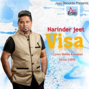 visa-lyrics-narinder-jeet-punjabi-songs