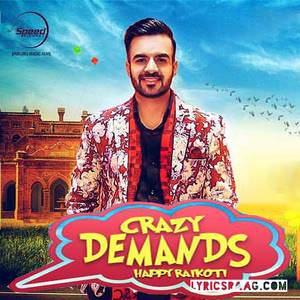 crazy-demands-happy-raikoti-2016-chitta-chitte-parhej-songs