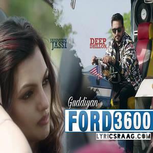 ford-3600-deep-dhillon-jaismeen-jassi-guddiyan-songs