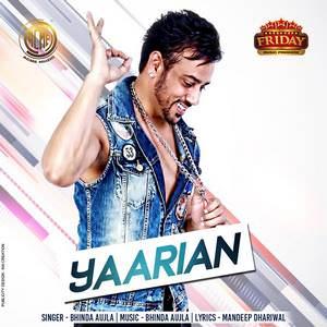yaarian-bhinda-aujla-friday-music-premiere