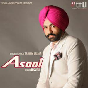 asool-lyrics-tarsem-jassar