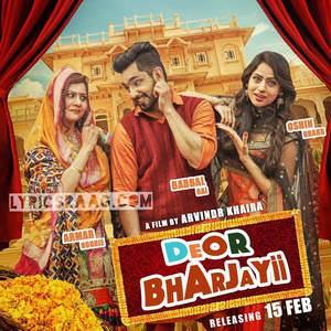 deor-bharjai-song-babbal-rai-amar-noori-bharjayi-oshin-brar-bhabi-teri-bhain