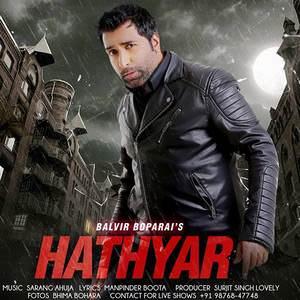 hathyar-balvir-boparai-songs