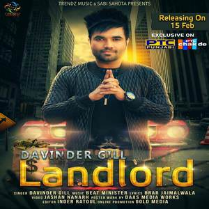 landlord-song-davinder-gill-feat-beat-minister