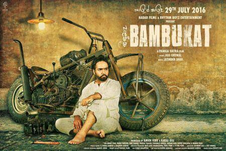 Bambukat Movie Poster Ammy Virk