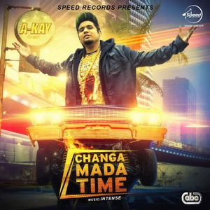 changa-mada-time-A-Kay-new-song