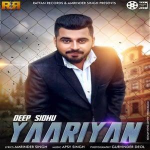 yaariyan-deep-sidhu-songs