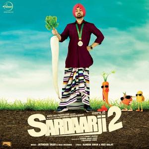 sardaar-ji-2-movie-title-song-diljit-dosanjh