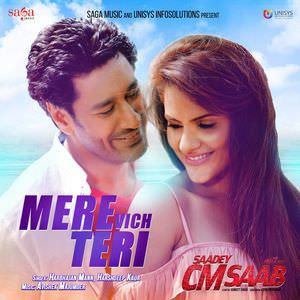 mere-vich-teri-harbhajan-mann-Harshdeep- Kaur-song