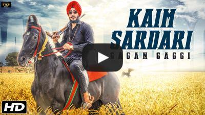 Kaim Sardari Lyrics: Gagan Gaggi