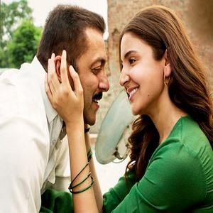 Sultan (2016) Salman Khan with Anushka