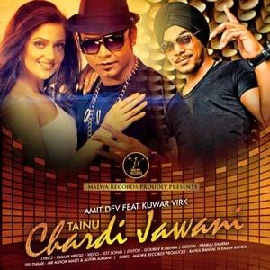 tainu-chardi-jawani-amit-dev-feat-kuwar-virk-mp3-songs-download