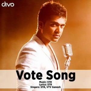 vote-song-by-str-vtv-ganesh