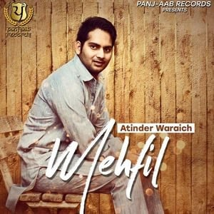Singer Atinder Waraich