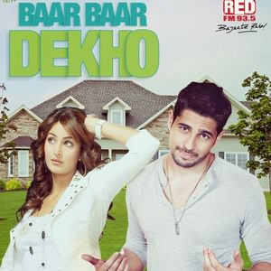 Baar Baar Dekho (2016) Movie posters