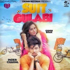 Inder Chahal Suit Gulabi with Smayra