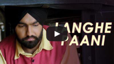 Langhe Paani Lyrics – Prabh Gill